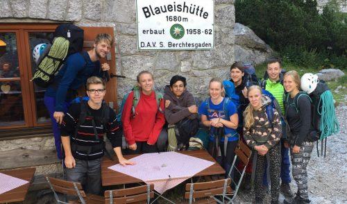 Alpinfahrt 2018